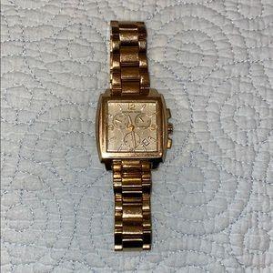 Michale Koran gold watch